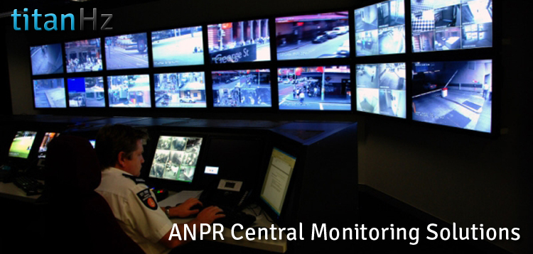ANPR | Central Monitoring Solutions | titanHz