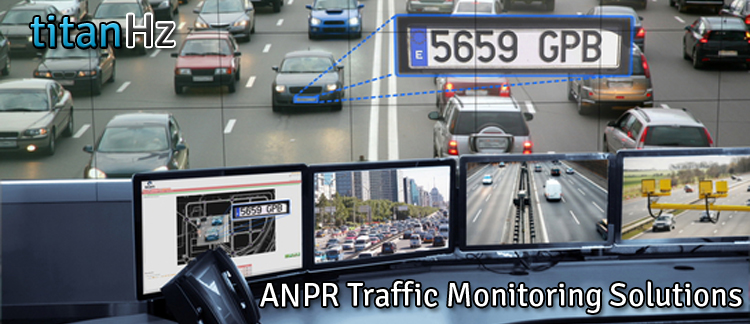 License Plate Camera >> ANPR Traffic Monitoring Systems and Solutions | titanHz